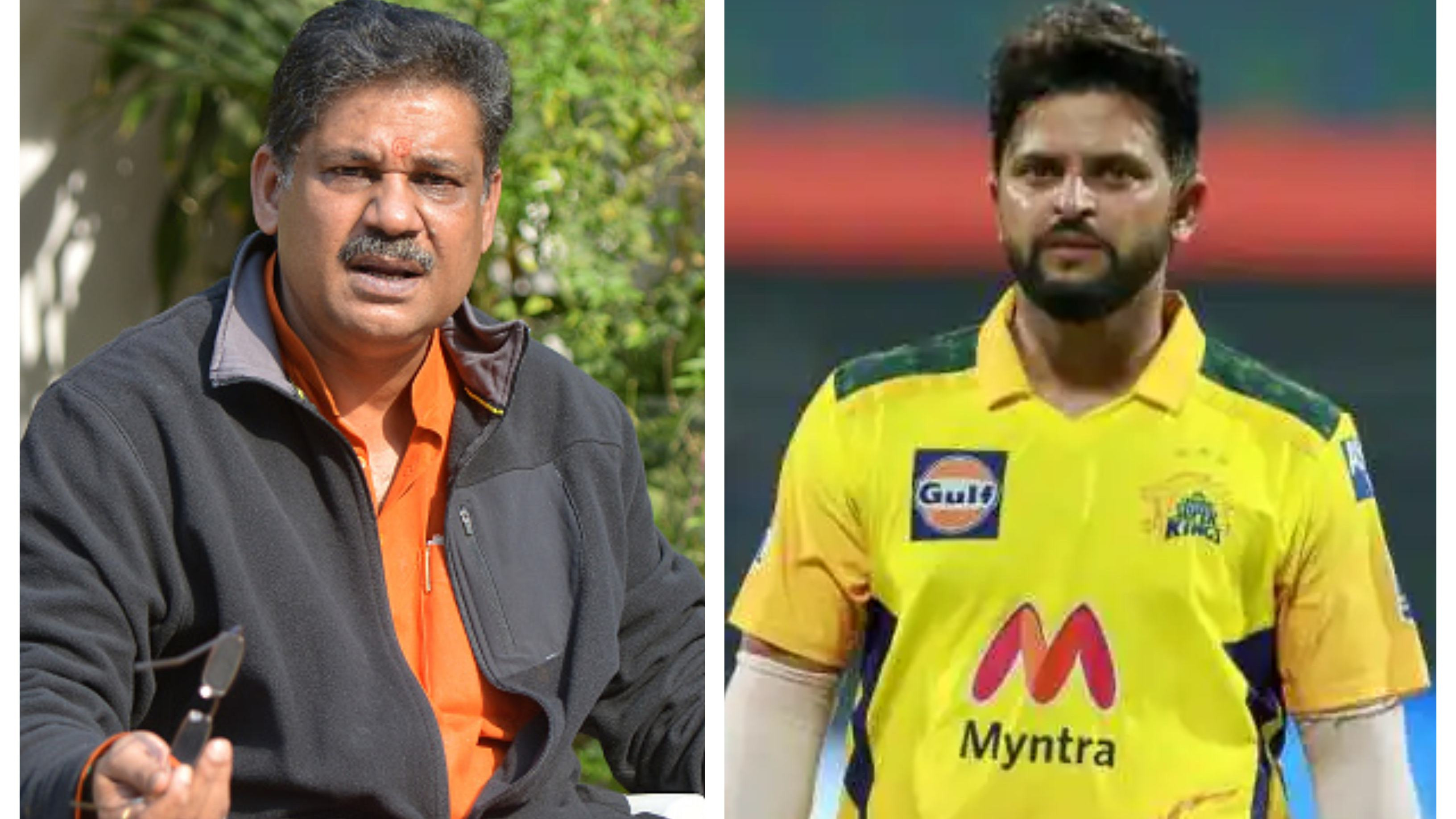 """""""I am also Brahmin"""", Kirti Azad comes in support of Suresh Raina after extensive criticism"""