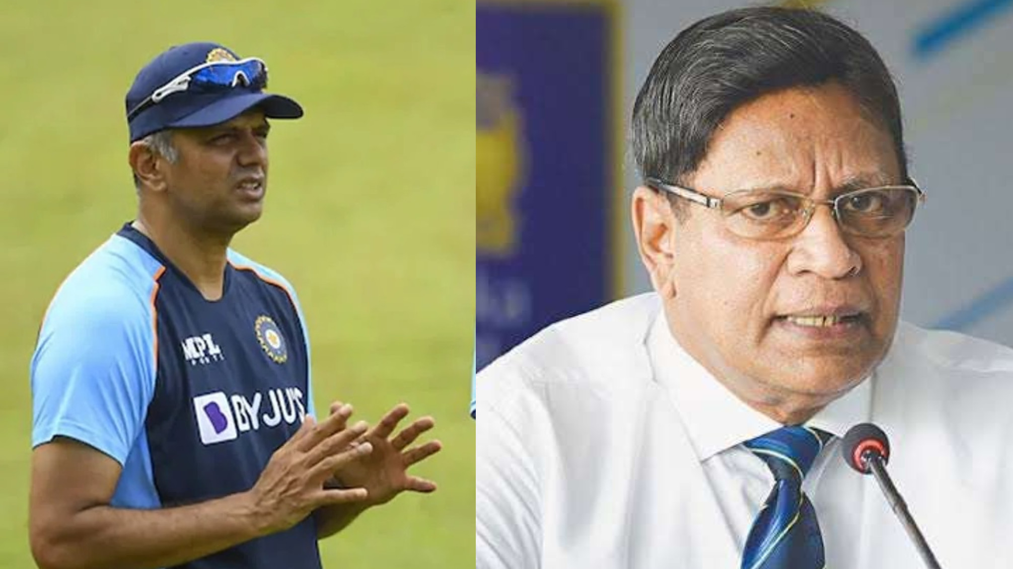 SLC praises Rahul Dravid for ensuring India tour of Sri Lanka continued despite COVID episode