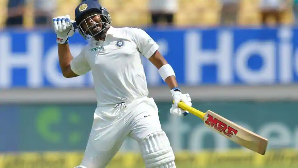Prithvi Shaw was adjudged Man of the Match for his glorious century on Test debut | AFP