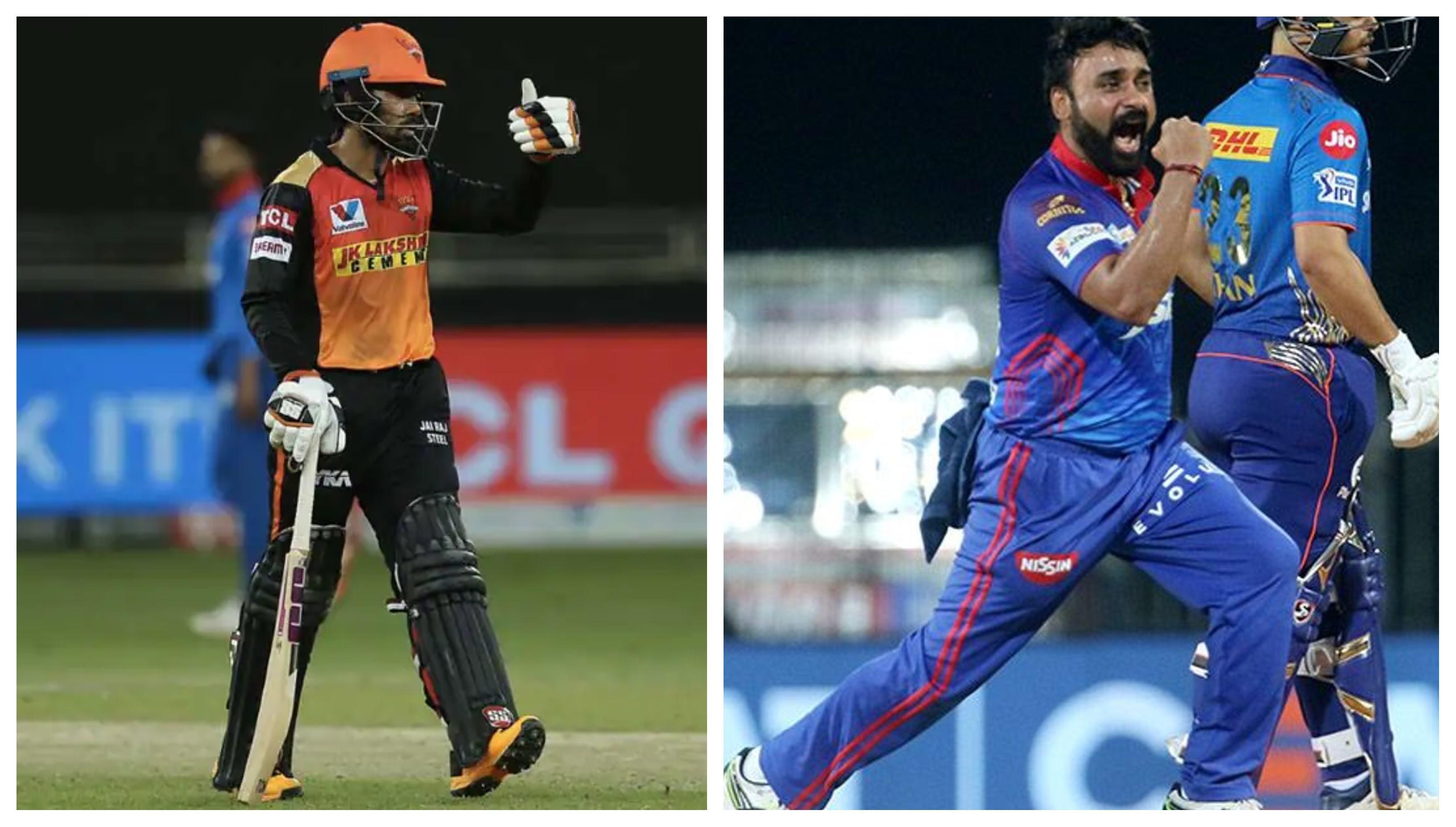 Wriddhiman Saha and Amit Mishra | BCCI/IPL
