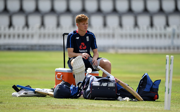 England are all set to hand a Test cap to 20-year-old Oliver Pope at Lord's | Getty