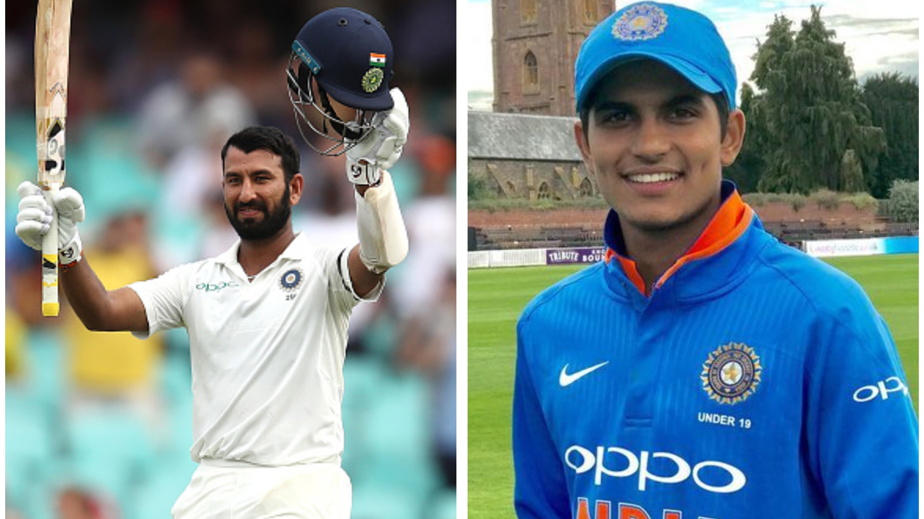 AUS v IND 2018-19: Shubman Gill terms Pujara's Australia heroics as a benchmark for youngsters