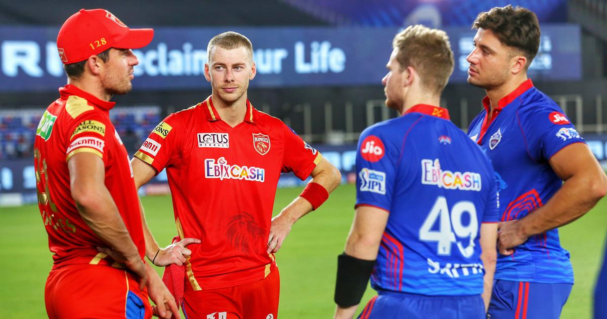 Several Australian players featuring in the IPL 2021 | BCCI/IPL