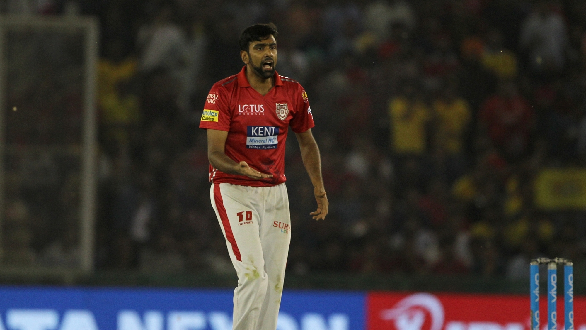 IPL 2018: Ravichandran Ashwin lost his cool when asked about Yuvraj Singh's exclusion