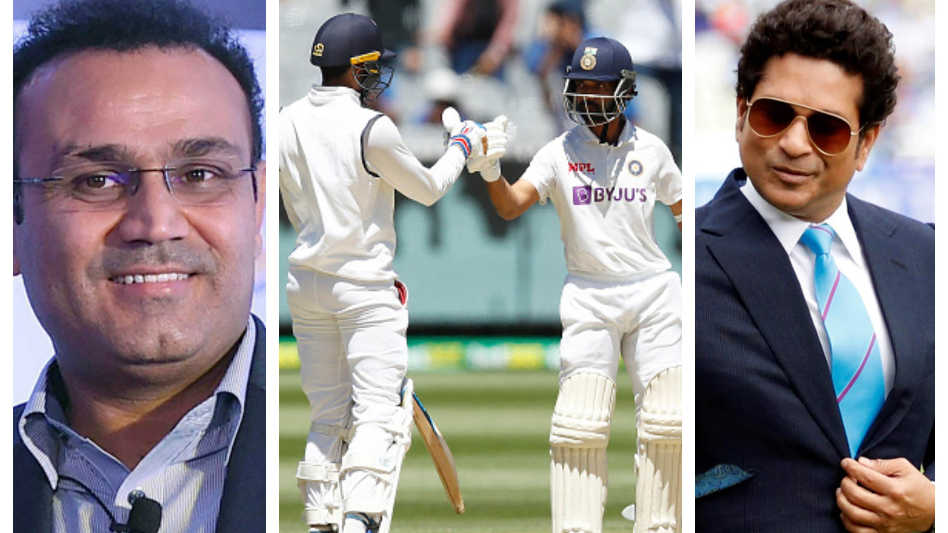 AUS v IND 2020-21: Cricket fraternity reacts as Team India register an emphatic victory in 2nd Test after Adelaide debacle