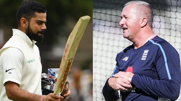 ENG v IND 2018: England's assistant coach Paul Farbrace wants English players to take inspiration from Virat Kohli