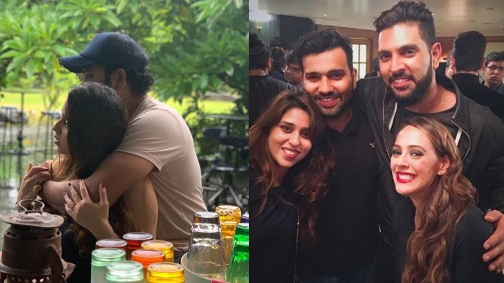 Yuvraj Singh stumps Rohit Sharma with his savage reply on a romantic post