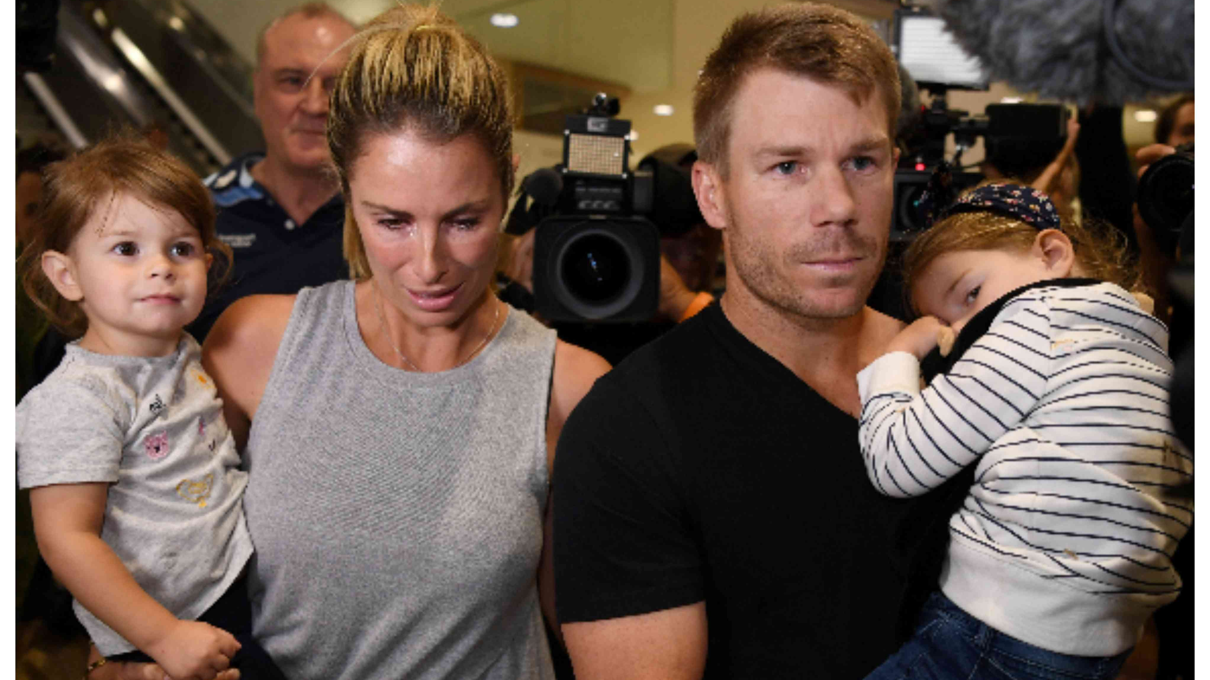 David Warner's wife endured unfortunate miscarriage following ball-tampering saga
