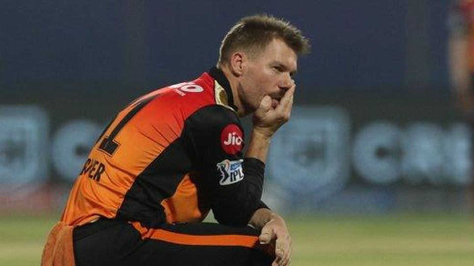 David Warner recalls terrifying scenes during the second wave of COVID-19 in India