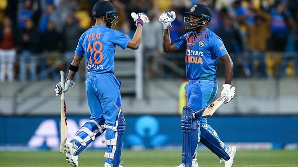 'Can't waste 10 balls when Virat Kohli is padded up to bat': Sanju Samson