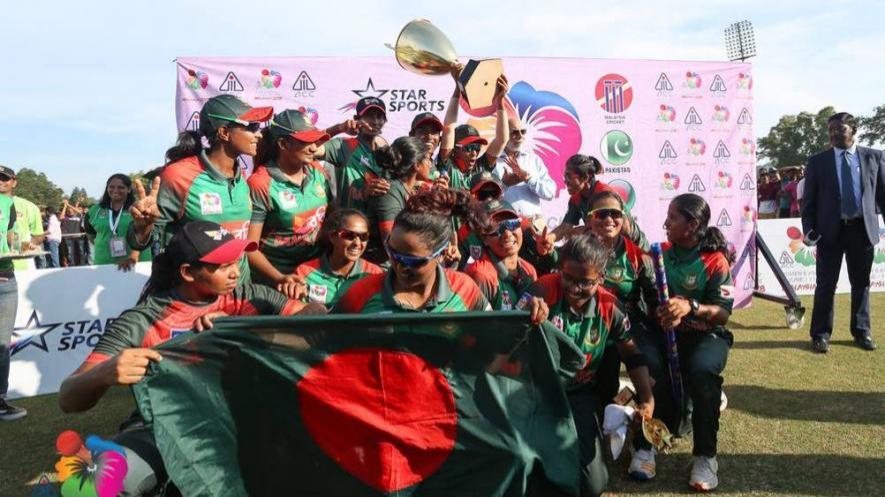 Women's Asia Cup T20 2018: भारत को एक रन से हराकर बांग्लादेश ने पहली बार किया एशिया कप पर कब्ज़ा