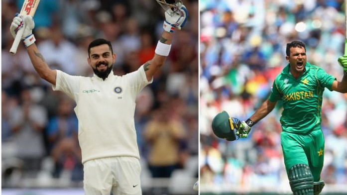 Learned a lot by watching Virat Kohli bat, says Fakhar Zaman