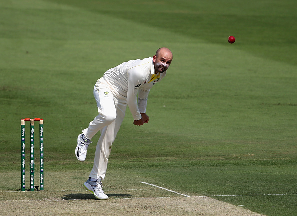 Nathan Lyon | Getty