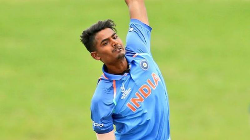 U19 के स्पिन गेंदबाज अनुकूल रॉय ने ओवरऐज होने के आरोपों को किया ख़ारिज