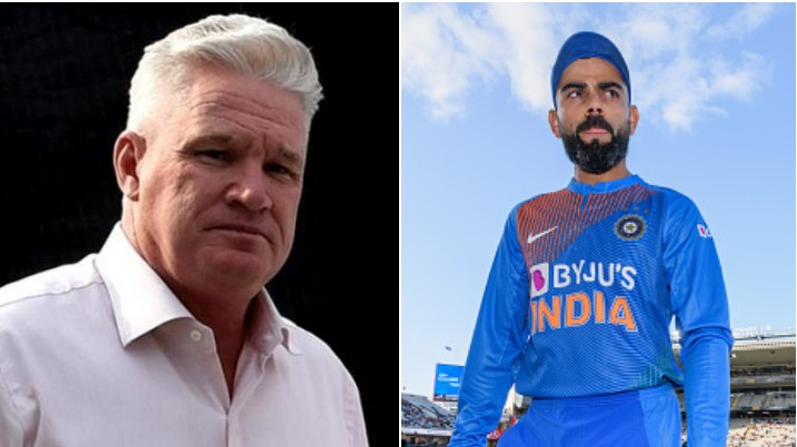 Dean Jones calls Virat Kohli the best batsman across all formats during Twitter Q&A