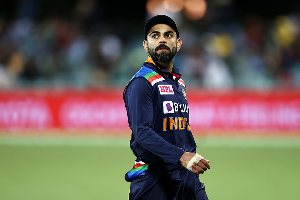 Kohli will be under pressure to win the T20I series after the loss in ODIs | Getty