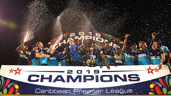 CPL 2019: Tridents hammer down Warriors in the final to clinch CPL title