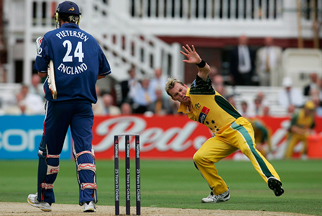 Brett Lee had dismissed Pietersen on 9 occasions in international cricket | Getty Images