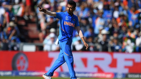 Yuzvendra Chahal acknowledges chess taught him to be patient on the cricket field