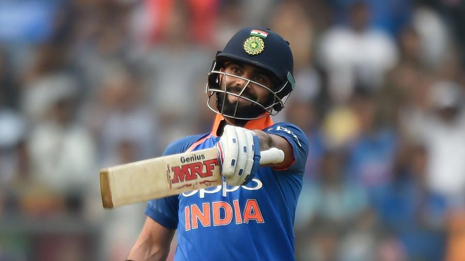 Virat Kohli scored over 2000 runs in ODIs | AFP