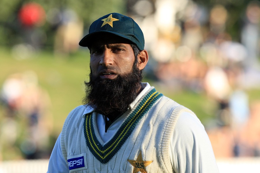 Mohammad Yousuf | GETTY