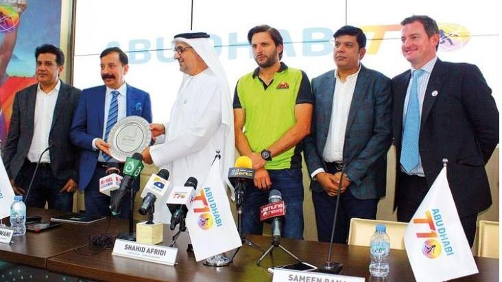 Shahid Afridi's team Qalandars newest to join Abu Dhabi T10