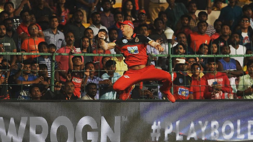 IPL 2018: Virat Kohli draws parallels between AB de Villiers and Spiderman after his miraculous catch