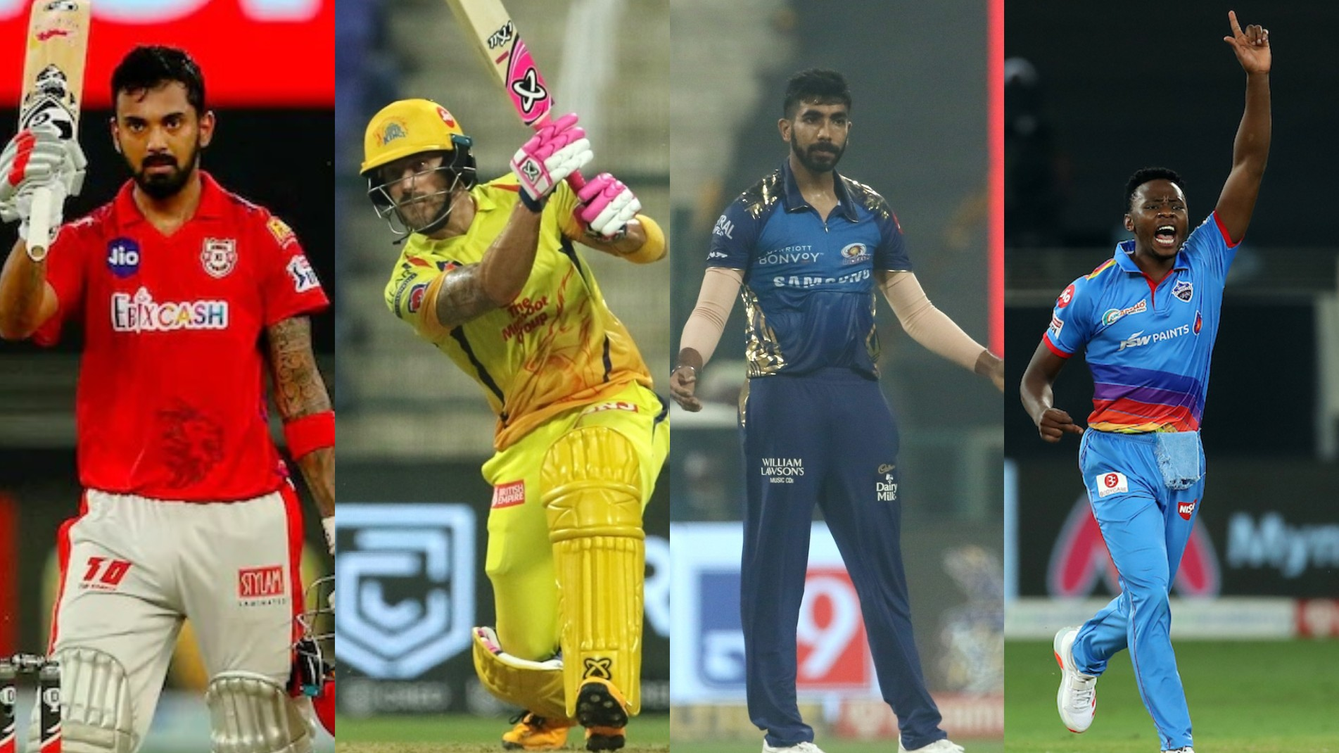 IPL 2020: Best performing XI for the first half of the IPL 13