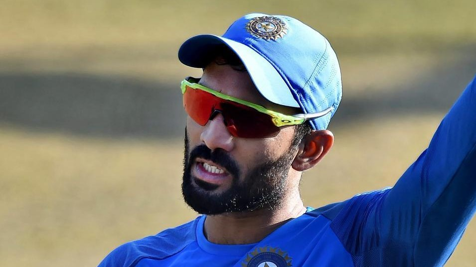 Dinesh Karthik confident of making it back into the Indian T20I team