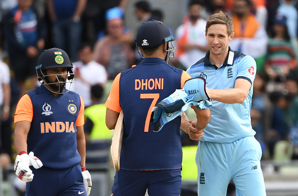 Dhoni and Jadhav coped a lot of criticism for their intent less batting against England | Getty