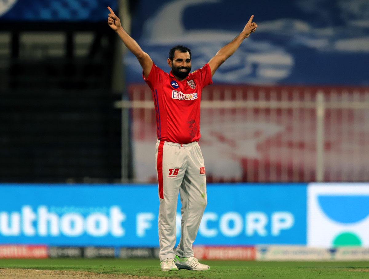 Mohammad Shami   IPL/BCCI