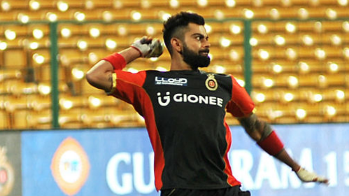 IPL 2018: Virat Kohli starts his practice session with Royal Challengers Bangalore
