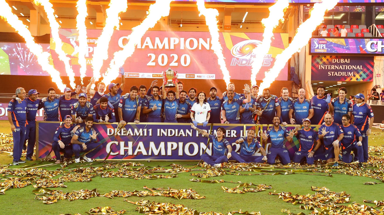 IPL 2020: MI players cite