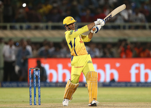 Sunil Gavaskar named MS Dhoni as captain in his all-time IPLXI| Getty