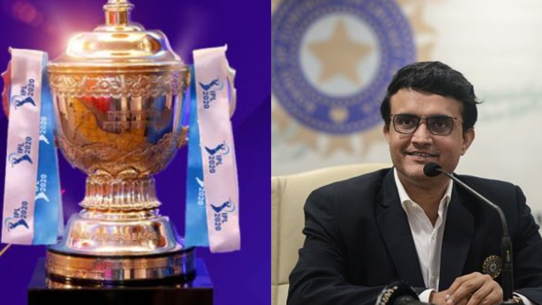 Irfan Pathan calls BCCI President Sourav Ganguly's intent of holding IPL this year 'reassuring'