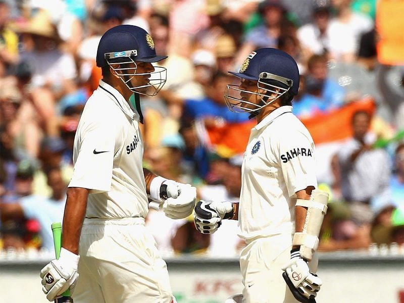 Waugh called Dravid and Tendulkar the heart of the best Indian batting | Getty