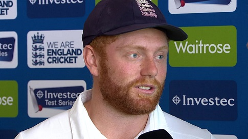 Ashes 2017: Jonny Bairstow lauded James Anderson and Mason Crane