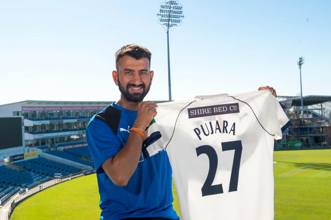Pujara scored only 172 runs in 12 innings at 14.33, and went past 40 only on one occasion during his stint with Yorkshire