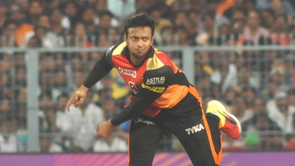 IPL 2018 : सनराइजर्स हैदराबाद आल-राउंडर शाकिब अल हसन फाइनल मुकाबले के लिए हैं उत्साहित