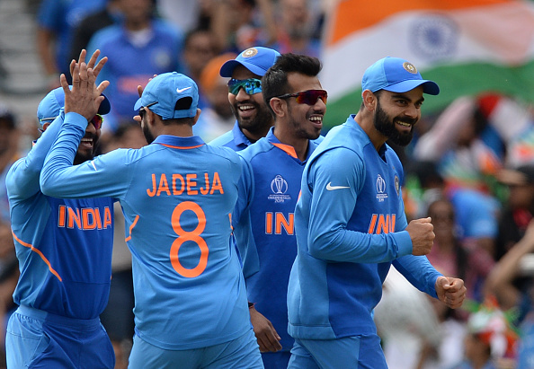 Team India are looking a dominant force in the ongoing World Cup | Getty