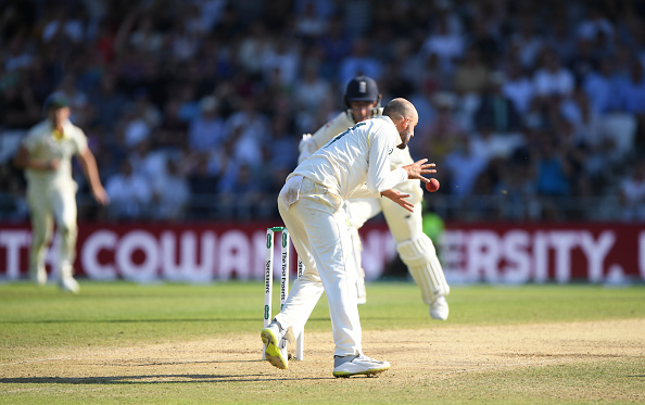 England needed 2 runs to win at that stage | Getty
