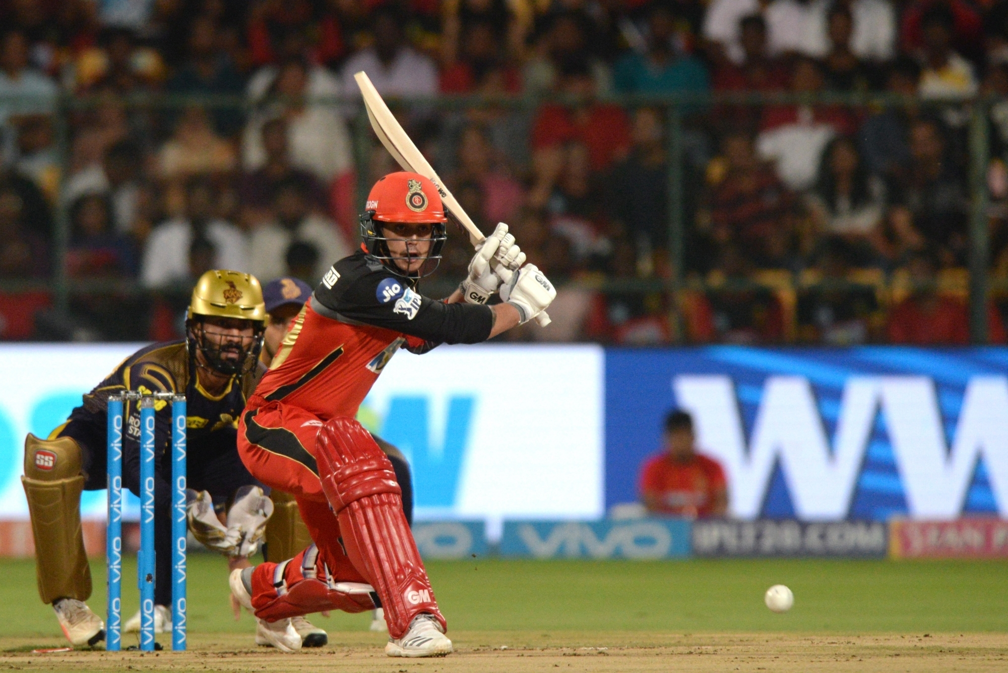 Quinton de Kock played 8 games for RCB last year | PTI