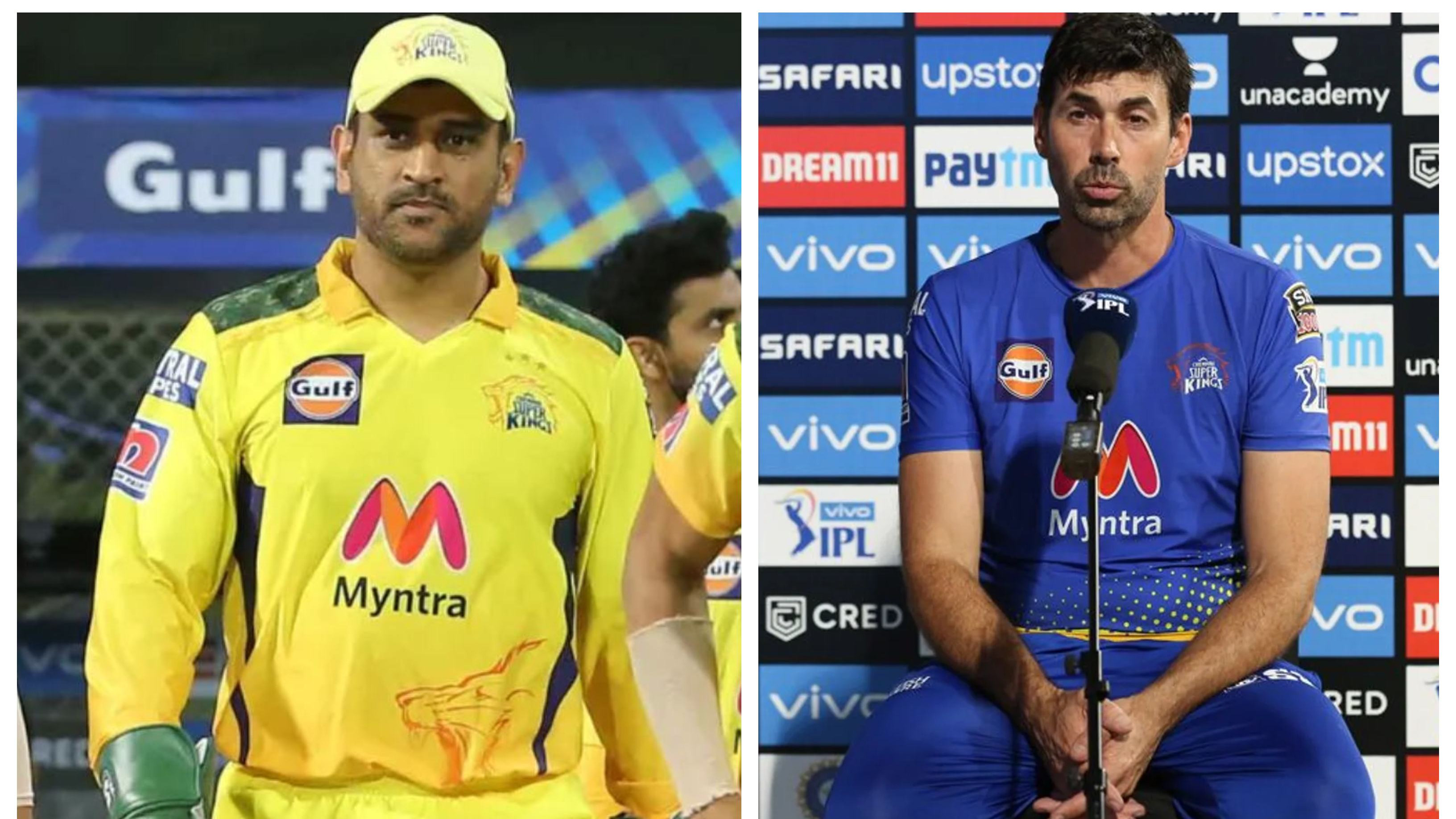 """IPL 2021: """"He is the heartbeat of CSK"""", Fleming on Dhoni as latter represents the franchise in 200 games"""