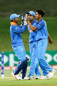 Kamlesh Nagarkoti and Shivam Mavi picked 3 wickets each | Getty