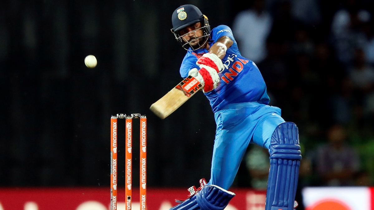Nidahas Tri-series 2018: Manish Pandey enjoys batting in India's middle order