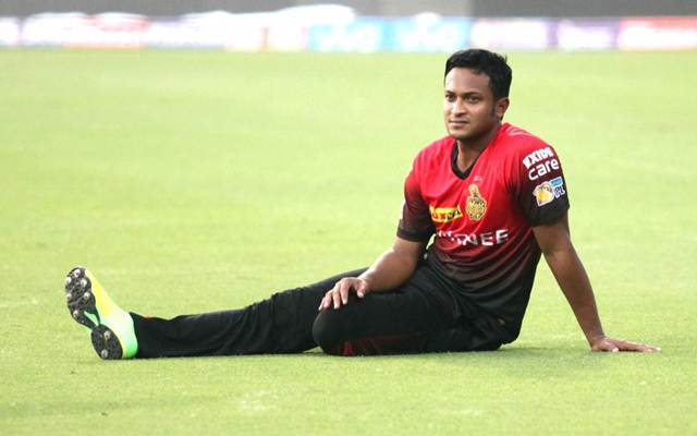 Shakib decided to miss Test series to play in IPL | Twitter