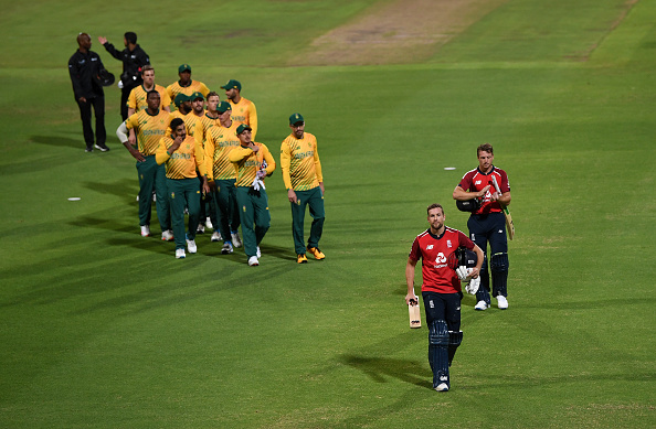 South Africa vs England series called off midway on medical grounds | Getty Images