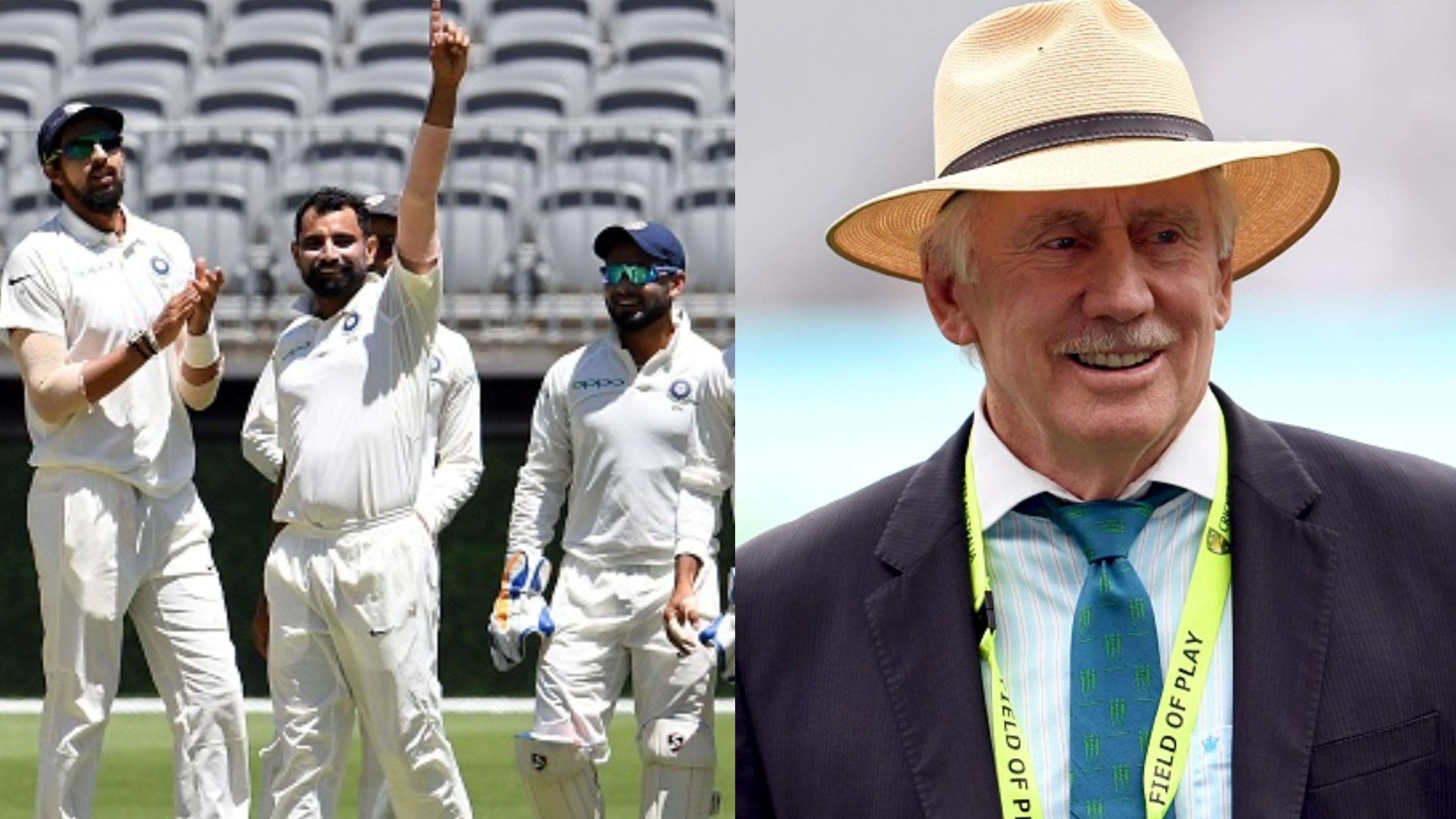 AUS v IND 2018-19: Ian Chappell hails Virat Kohli's men, says they are India's best fast-bowling and fielding unit