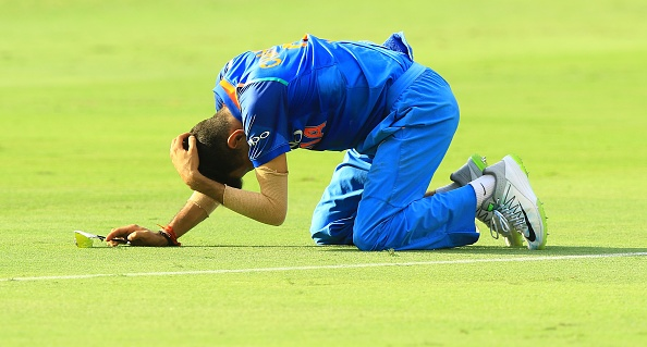 Yuzvendra Chahal | GETTY