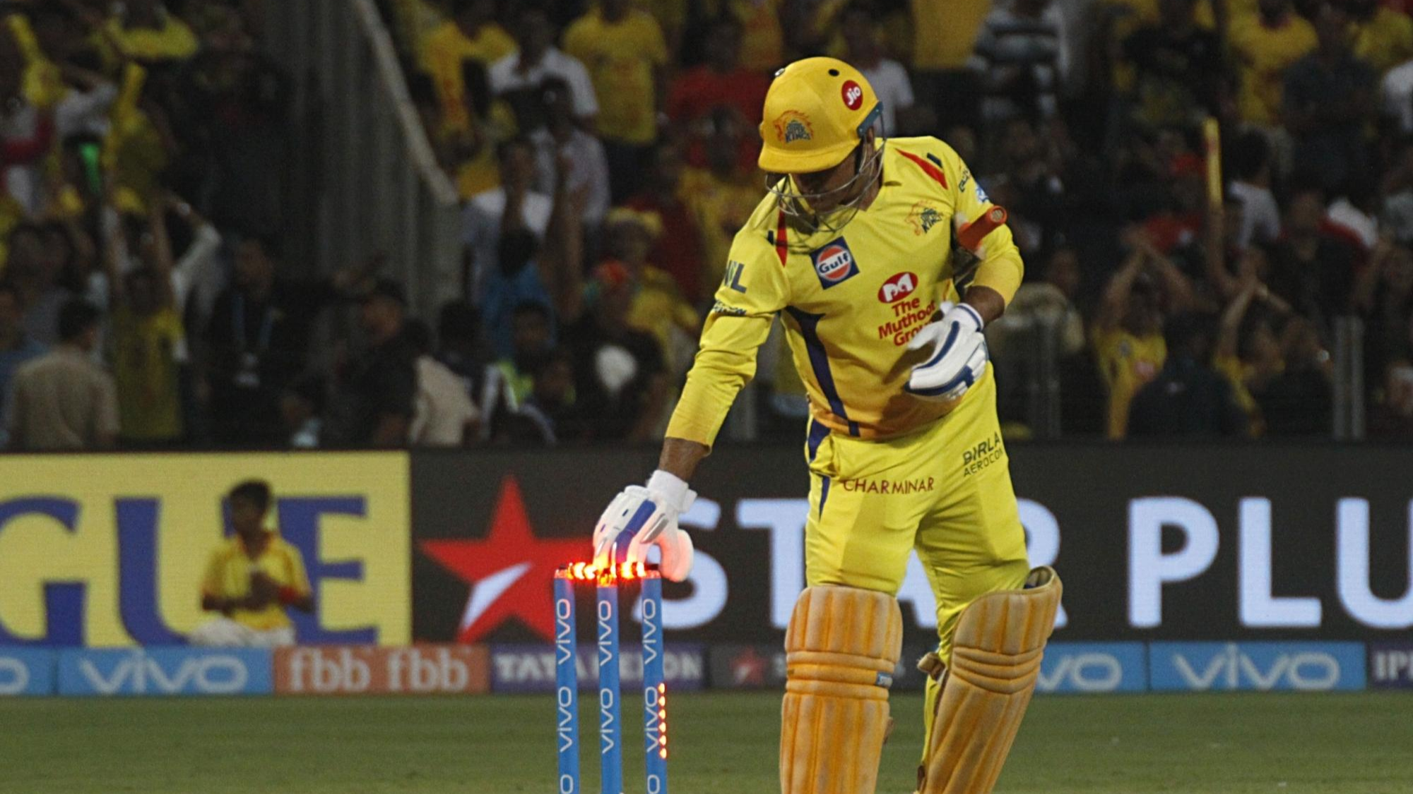 IPL 2018 : Match 56, CSK vs KXIP - Statistical Highlights
